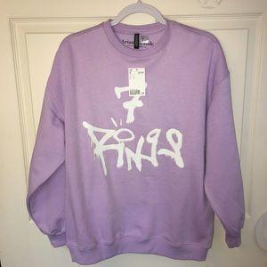 NWT 7 Rings Sweatshirt